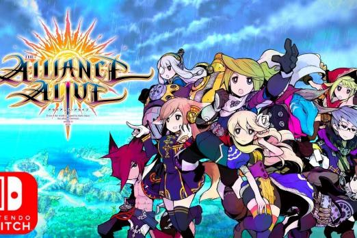 The Alliance Alive HD Remastered Gets An October 8 Release