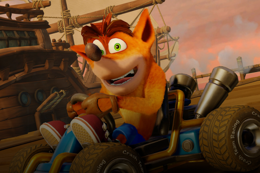 Here Are The Details For Crash Team Racing Nitro-Fueled's First
