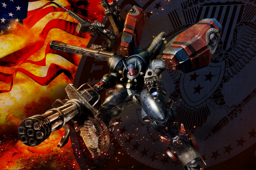 Metal Wolf Chaos XD Review - Come For The Memes, Stay For