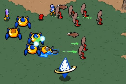 StarCraft: Cartooned Takes A Fresh Approach At The Classic