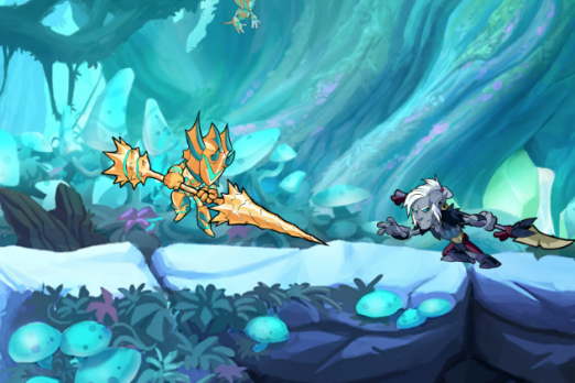 Prepare To Battle As Brawlhalla Brings Back Heatwave Event