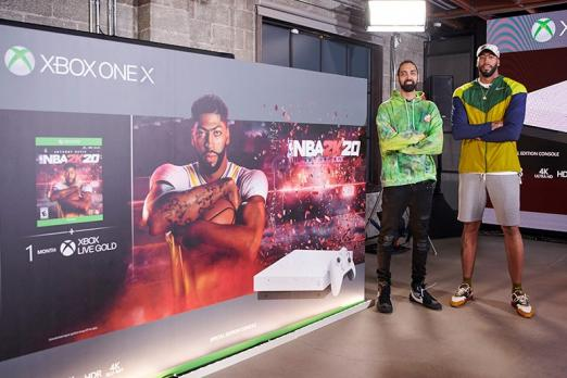 Xbox One X NBA 2K20 Special Edition Bundle Unveiled By NBA Superstar