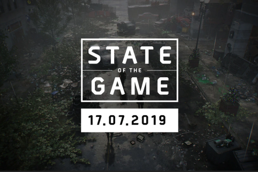 The Division 2 State Of The Game Recap 7/17 - Discovery