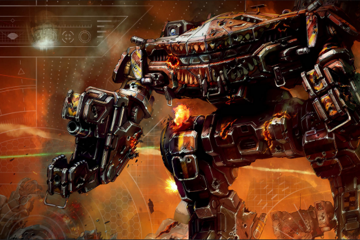 MechWarrior 5: Mercenaries Delayed To December, Now An Epic Games