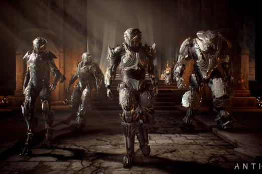 Anthem Community Cortex Update Includes Changes To Cataclysm