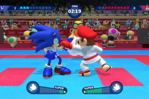 Mario And Sonic At The Olympic Games 2020.Mario And Sonic At The Olympic Games Tokyo 2020 Release Date