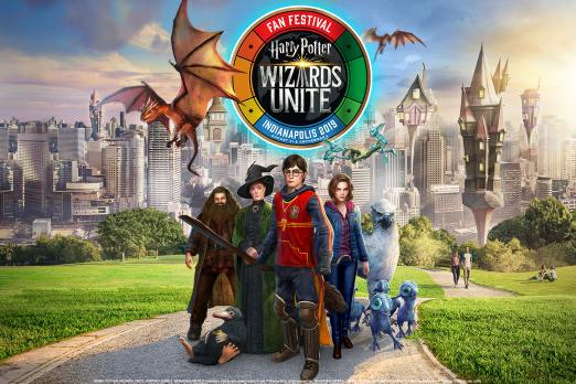 Harry Potter: Wizards Unite Update - Dragons Arriving During
