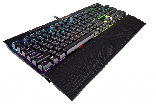 CORSAIR K70 RGB MK.2 Mechanical Gaming Keyboard