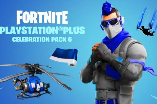 New Fortnite Celebration Pack Ps Plus Exclusive Unveiled Via Tweet Player One