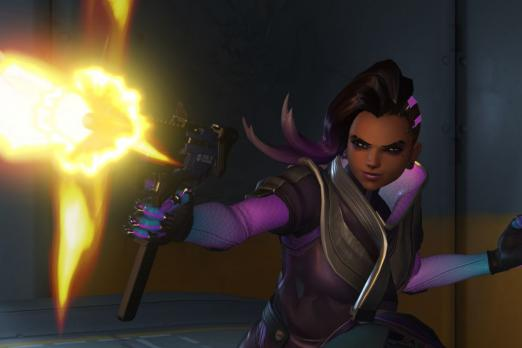 Why Sombra The Best Support In Overwatch