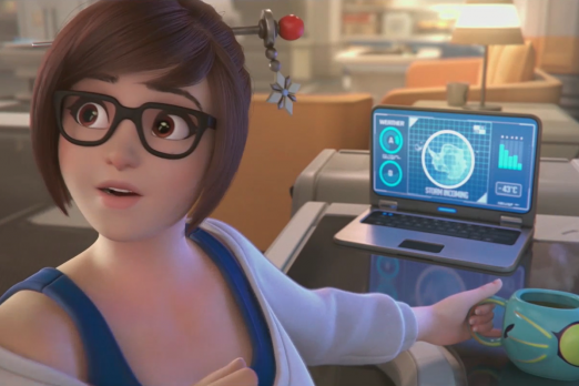 Overwatch's Mei Is The Symbol Of Hong Kong Resistance