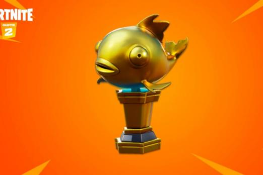 Fortnite Players Cant Get Enough Of Mythic Goldfish