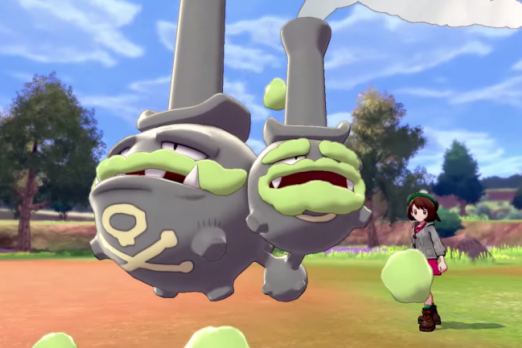 Pokemon Go Dataminers Found Code For New Galarian Form