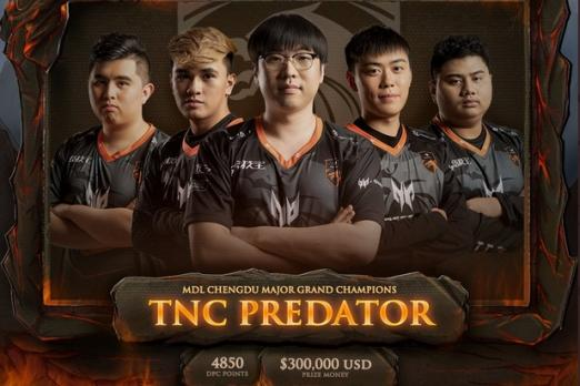 Image result for VG Tnc MDL Chengdu Major