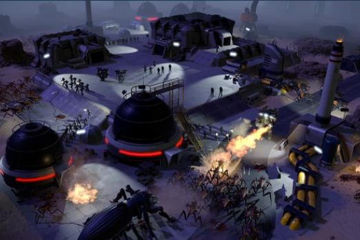 Best Rts Games 2020.Starship Troopers Rts Game Coming To Pc In 2020 Player One