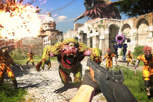 Serious Sam 4 Update 1.04 Patch Notes