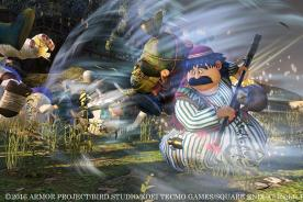 Dragon Quest Heroes Ii Gameplay Trailer And Screenshots Feature New Party Members Player One