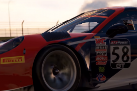 Porsche on Project Cars 2