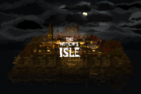 The Witch's Isle review iOS android adventure game point and click
