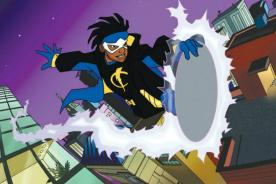 Static-Shock milestone