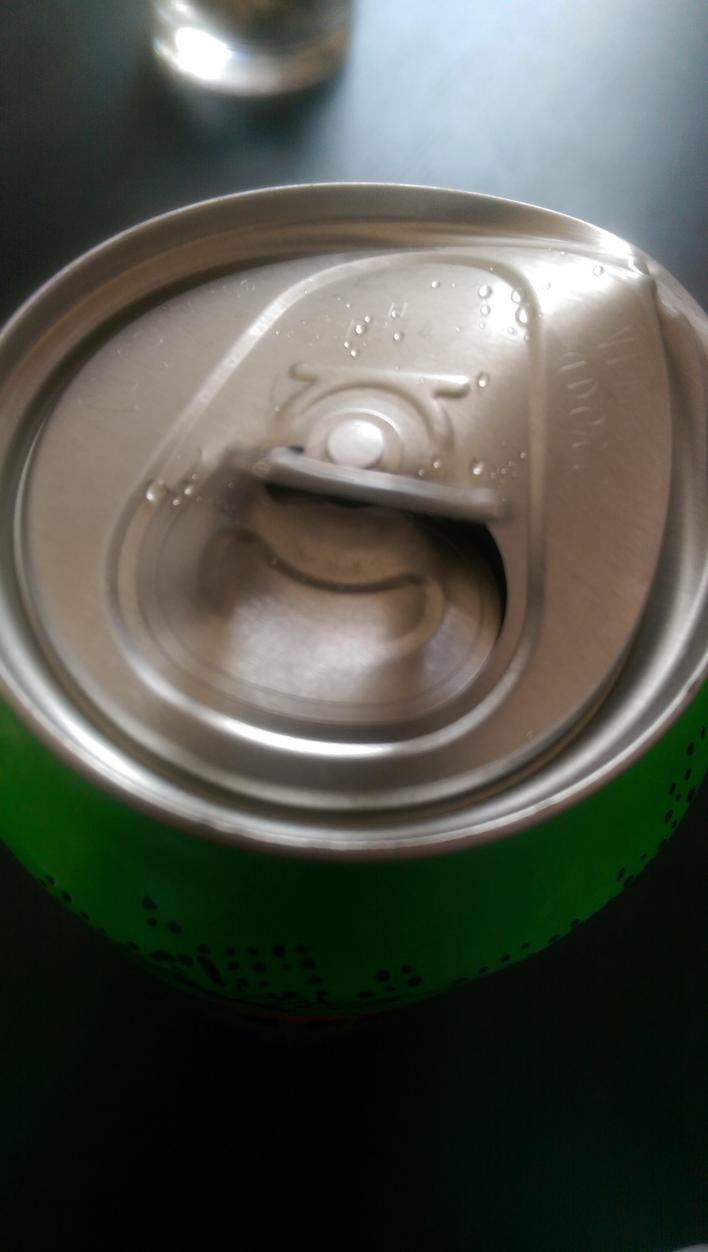 messed up can