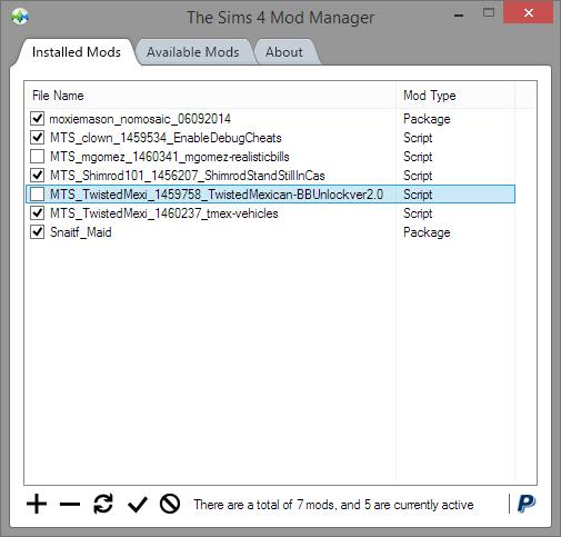 The sims 4 mod organizer | Mod Organizer for TS3/4? : thesimscc