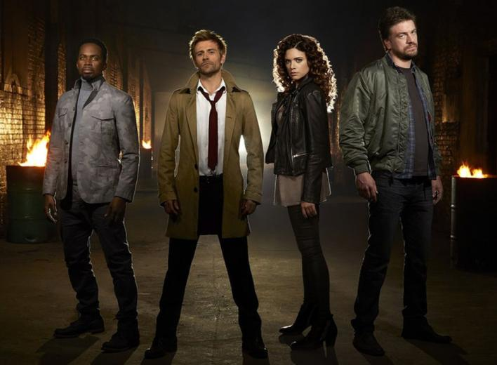 Constantine tv series cast