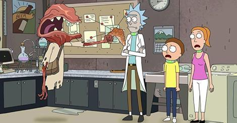 rick and morty s2e1 watch online