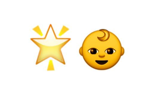 New Snapchat Emoji Meanings What Does The Star Baby Hearts And Other Beside Names Mean