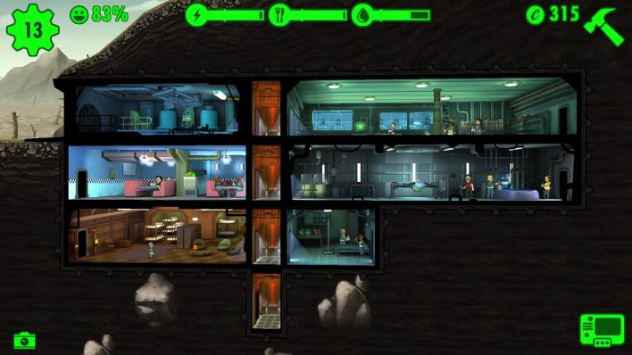 Upgrade Rooms First Or Make More Rooms Fallout Shelter