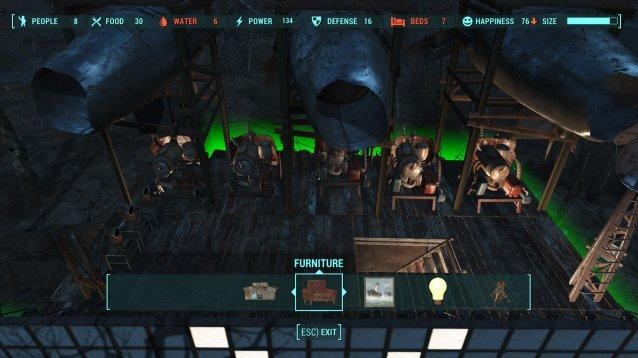 Fallout 4 Settlement Guide: How To Build A Giant Animated