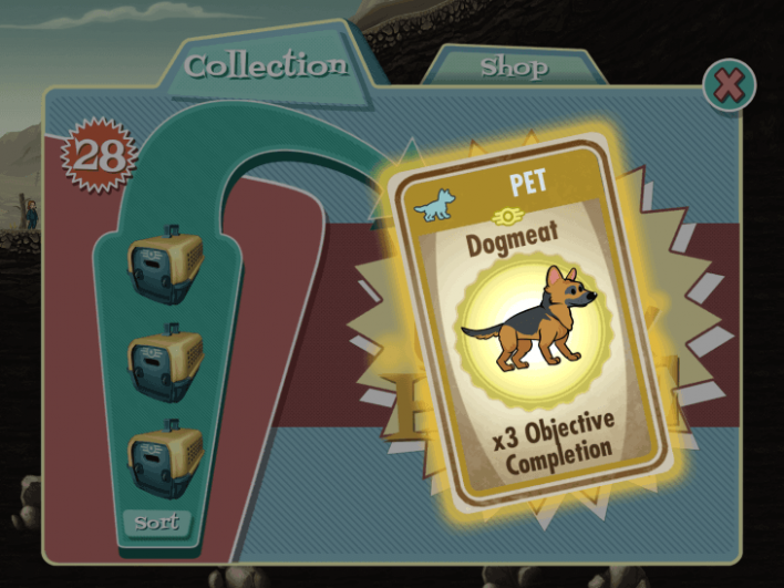 allout pets New Fallout Shelter game Update 1.3 : Get Pets, Evict Slackers, Meet New Objectives Bethesda's Latest Update iOS Android
