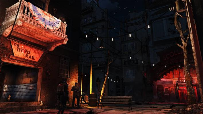 Fallout 4' Mods: Cel-Shading Mod Makes Boston Look Like 'Borderlands