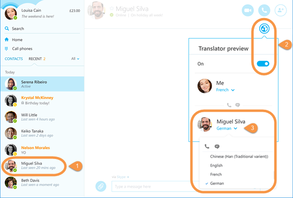 Skype Translator translates seven languages heres how to use it set up skype translator windows