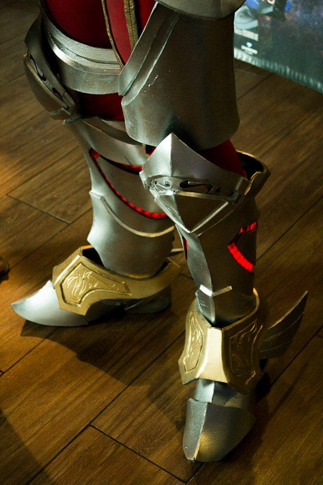 Cosplay Pic Of The Day: Saint Seiya From 'Legend Of
