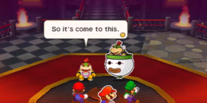 Mario And Luigi Paper Jam Boss Battle Guide How To Defeat