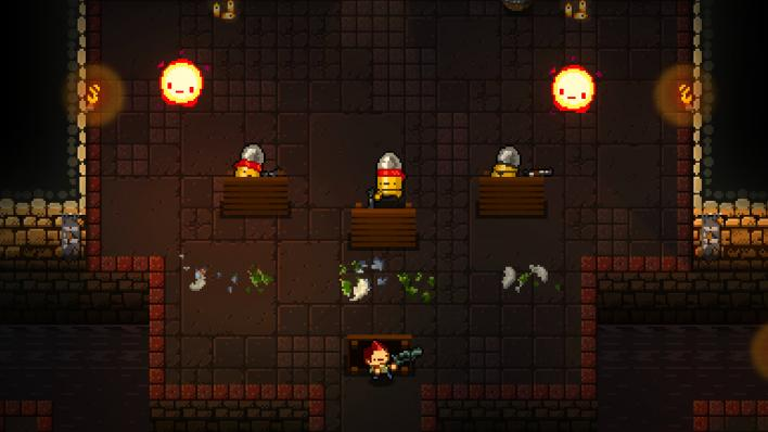 Enter The Gungeon Is The Bullet Hell Dungeon Crawler I