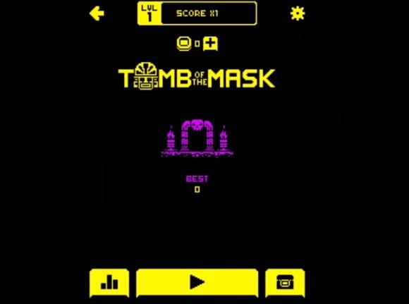 Tomb Of The Mask' Tips And Tricks: How To Get Higher Scores, Longer
