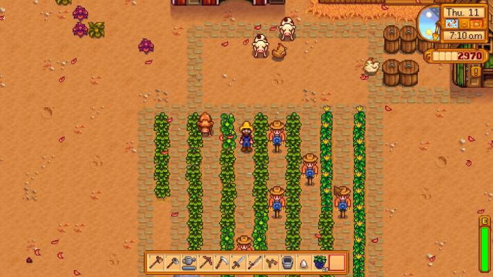 Diving Into Stardew Valley For The First Time Find Out Which Crops We Recommend Planting During Your Year On Farm And Other Strategies