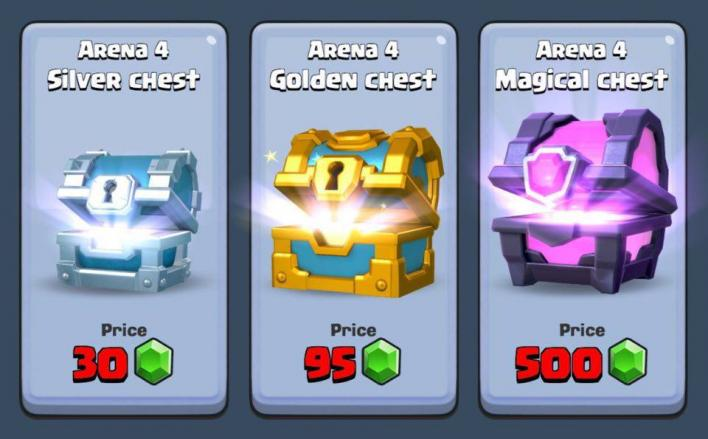 Clash Royale Chest Guide: How To Get Super Magical, Gold And Crown
