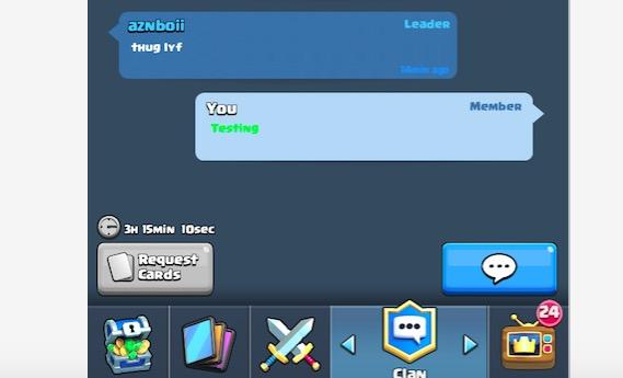 Clash Royale Color Chat Text Hack: Hex Codes How To Use Them To Change Clan Chat Color tutorial