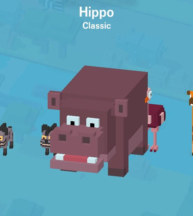 Characters You Can't Buy disney crossy road secret mystery characters unlock where to find tips cheats hack tricks how to game ios android Hippo lion king