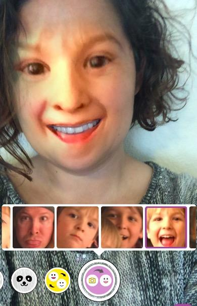How To Face Swap With Picture On Snapchat: Camera Roll Pictures Can
