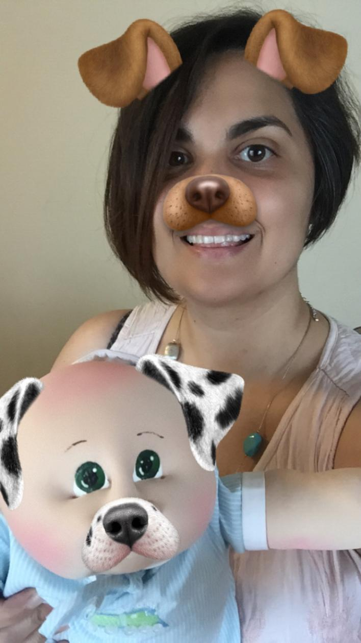 How Do You Get Dogs To Snapchat