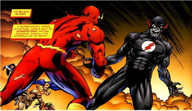 black-flash dc comics