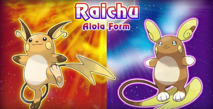 Pokémon Sun And Moon' Alola Forms vs Kanto Forms: Which Are