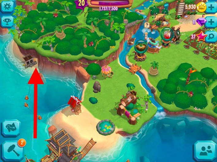 Paradise Bay Scavenger Hunt 3 Tips Where Is The Old