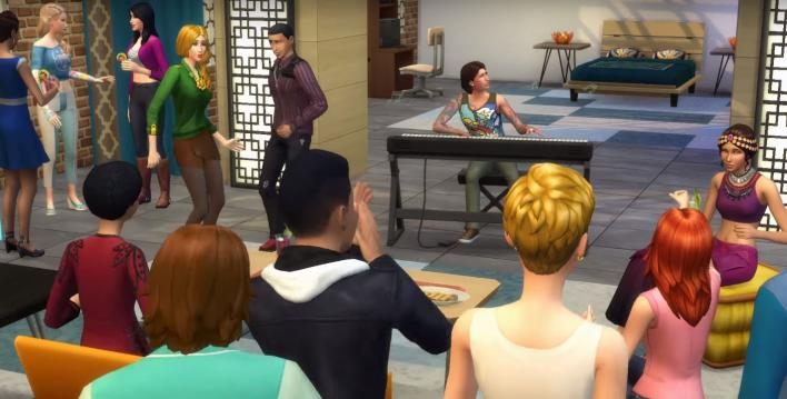 'The Sims 4: City Living' Trailer: A Growing List Of 50 ...