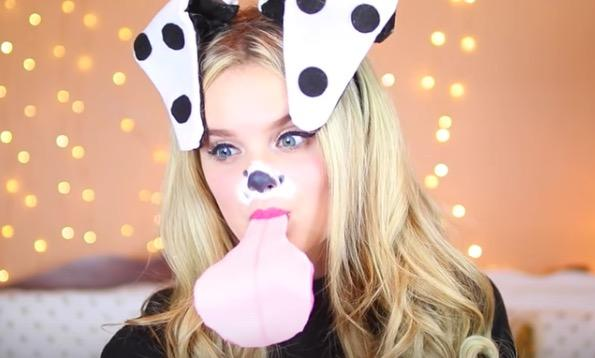 Snapchat Filter Costumes: 7 Best DIY Halloween Makeup And Costume ...