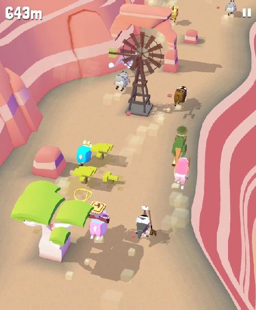 rodeo stampede how to get all animals